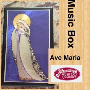 Music Box — Keepsake Box